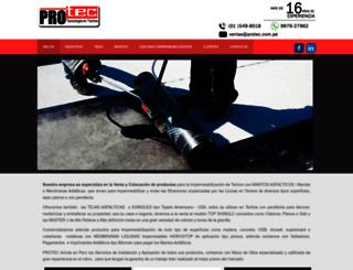 protec.com.pe screenshot