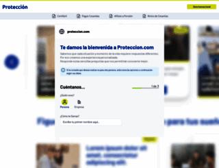 proteccion.com.co screenshot