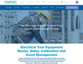 protecequip.com screenshot