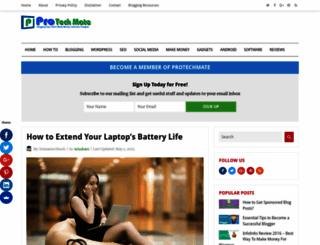 protechmate.com screenshot