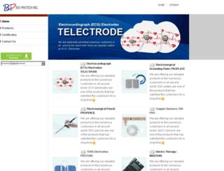 protechsite.com screenshot