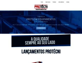 protecni.com.br screenshot