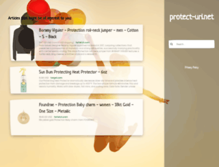 protect-url.net screenshot