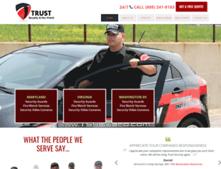 protectedbytrust.com screenshot