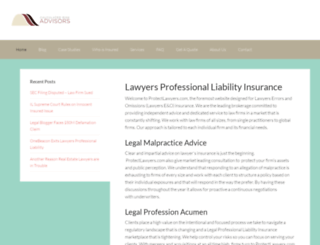 protectlawyers.com screenshot