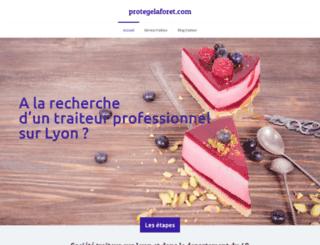 protegelaforet.com screenshot