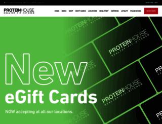 protein-house.com screenshot
