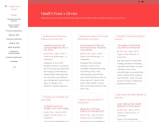 protein.healthfoodxdrinks.com screenshot