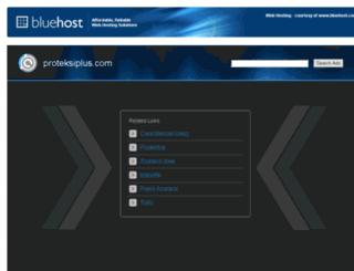 proteksiplus.com screenshot