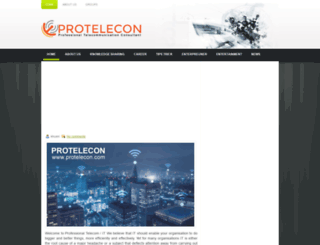 protelecon.com screenshot