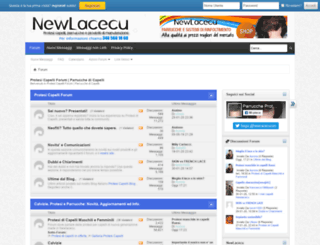 protesidicapelli.com screenshot