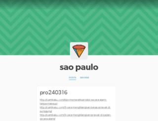 protestasaopaulo.tumblr.com screenshot