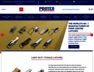 protex.com screenshot