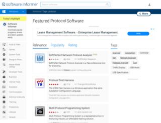 protocol.software.informer.com screenshot