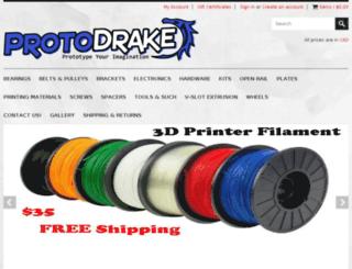 protodrake.ca screenshot
