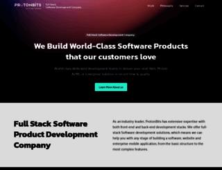 protonbits.com screenshot