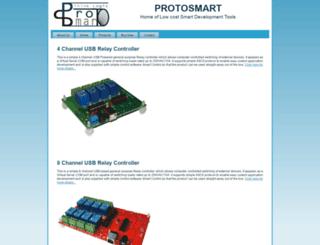 protosmart.co.uk screenshot