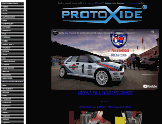 protoxide.it screenshot