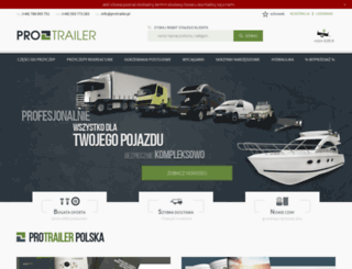 protrailer24.com screenshot
