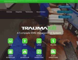 protransport1.traumasoft.com screenshot