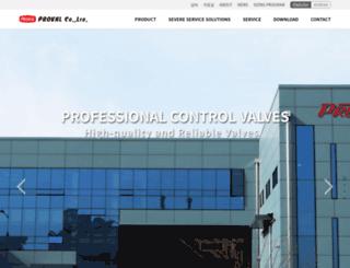 proval.co.kr screenshot