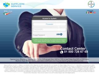 proveedoresbayer.com.mx screenshot