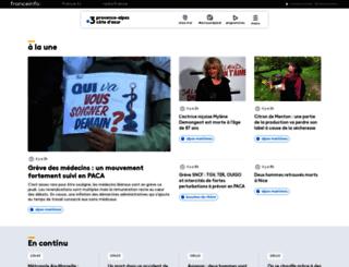 provence-alpes.france3.fr screenshot
