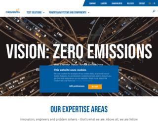 proventia.fi screenshot