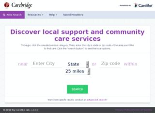 providerdata.com screenshot