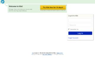 providersoft.kilnhg.com screenshot
