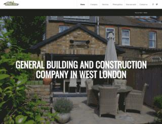 provilla-builders.co.uk screenshot