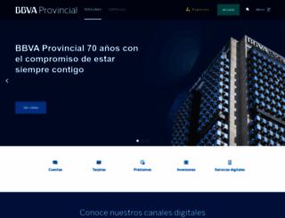 provincial.com screenshot