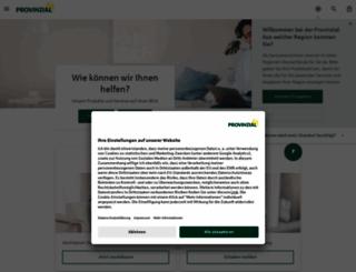 provinzial-online.de screenshot