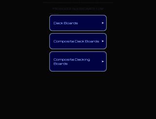 prowoodfingerboards.com screenshot