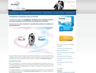 proxeed.weezbe.com screenshot