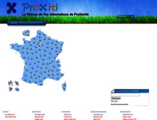 proxiti.info screenshot