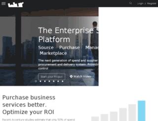 proxy.blurgroup.com screenshot