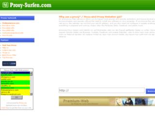 proxy.premium-web.de screenshot