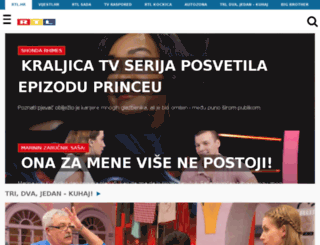 proxy.rtl-hrvatska.hr screenshot