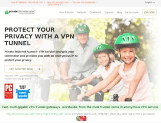 proxy.spaceproxy.com screenshot