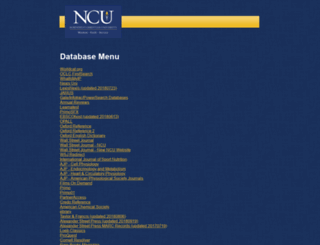 proxy1.nwcu.edu screenshot
