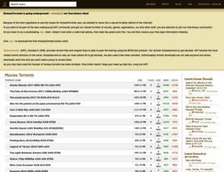 proxyindex.net screenshot