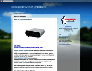 proyektoryogyakarta.blogspot.com screenshot