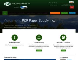 prpaper.com screenshot