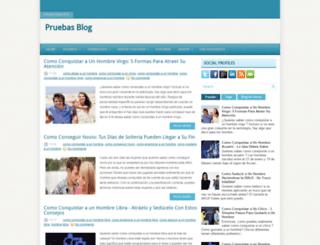 pruebasblog999.blogspot.mx screenshot