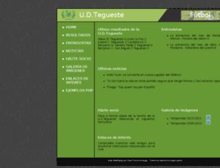 pruebasraul.com screenshot