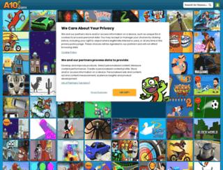 prv.a10.com screenshot