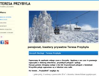 przybyla.friko.pl screenshot