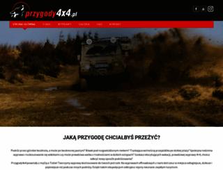 przygody4x4.pl screenshot