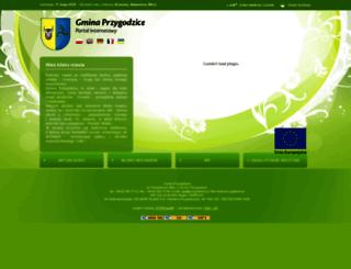 przygodzice.pl screenshot